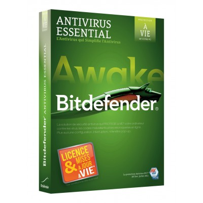 bitdefender antivirus essential maj vie pour 1 poste achat vente pas cher sur smi. Black Bedroom Furniture Sets. Home Design Ideas