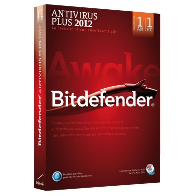 bitdefender antivirus plus 2012 1 an 1 pc achat vente pas cher sur smi distribution. Black Bedroom Furniture Sets. Home Design Ideas