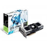 MSI Geforce GTX Titan Z - 12 Go (NTITANZ-12GD5)
