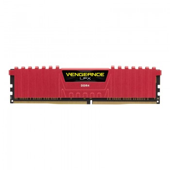 Corsair Vengeance LPX Red 4 Go DDR4 2400 MHz