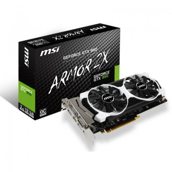 msi gtx 950 2gd5t oc achat vente carte graphique pas cher. Black Bedroom Furniture Sets. Home Design Ideas