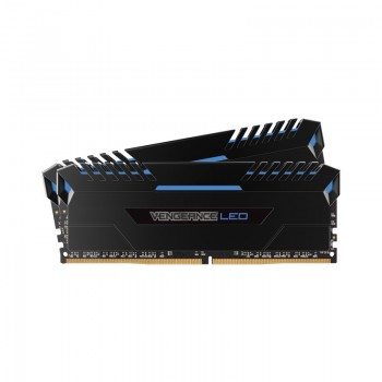 Corsair Vengeance LED Bleu 2 x 8 Go DDR4 3200 MHz