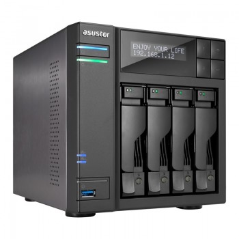 Asustor AS7004T - Core i3