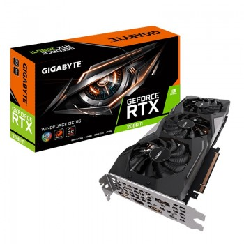 Gigabyte GeForce RTX 2080 Ti WindForce OC 11G
