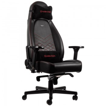 Noblechairs Icon - Noir / Rouge