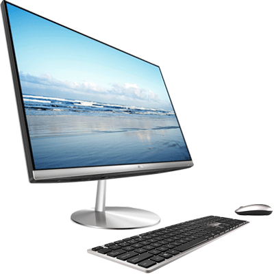 Asus All-in-one Zen AiO ZN242IFGK-CA001R !