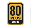 Certification 80 Plus Gold !
