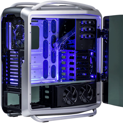 Boitier Cooler Master Cosmos 2 - 25th Anniversary Edition