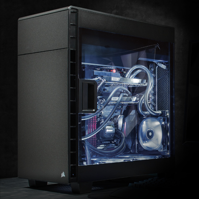 Corsair Carbide 600C Windowed